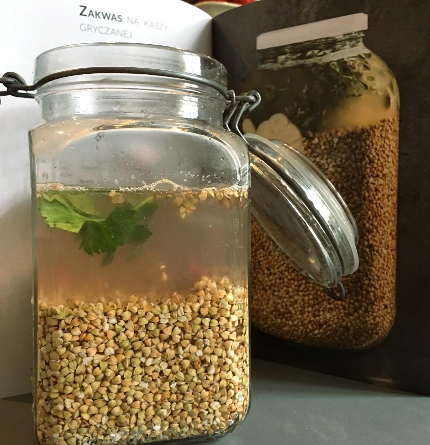 Kiszonki i fermentacje