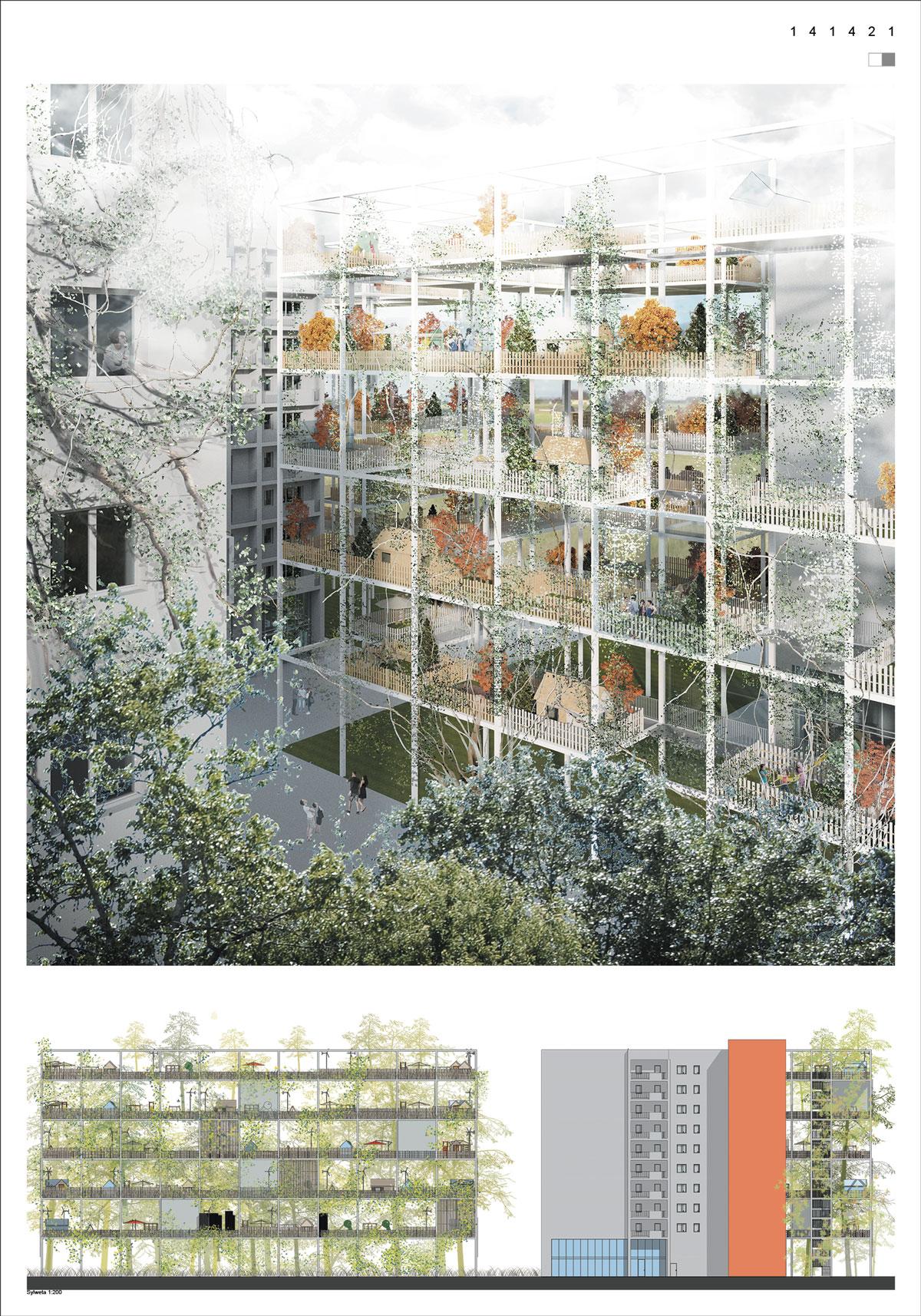 Międzynarodowe Biennale Architektury - miejskie farmy