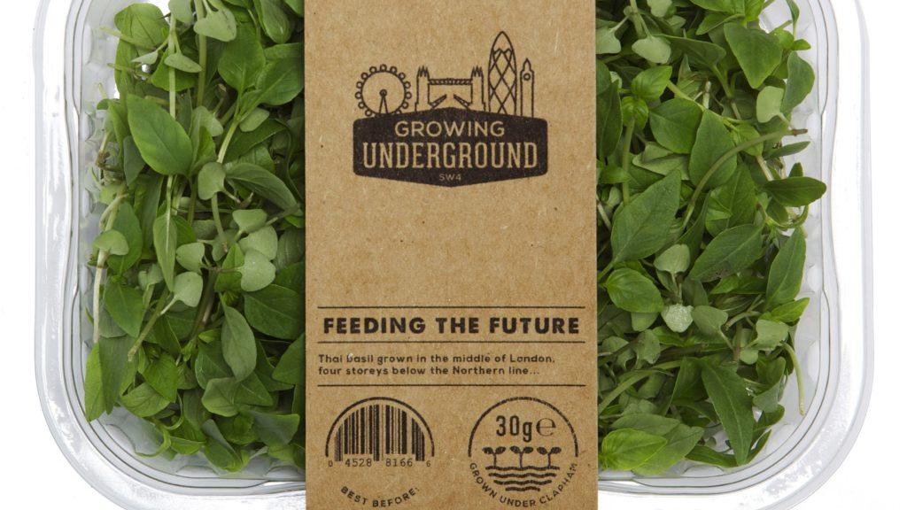 Farma w mieście pod ulicami Londynu
