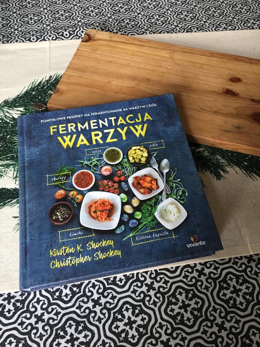 Kiszenie warzyw, recenzja książki