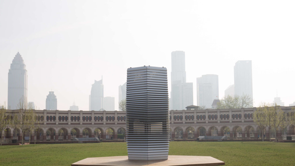 smog free tower Krakow