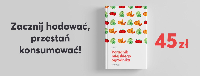poradnik miejskiego ogrodnika e-book