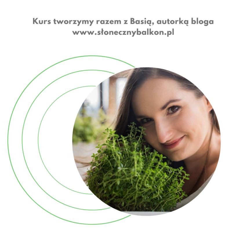 Kurs online warzywniak na balkonie